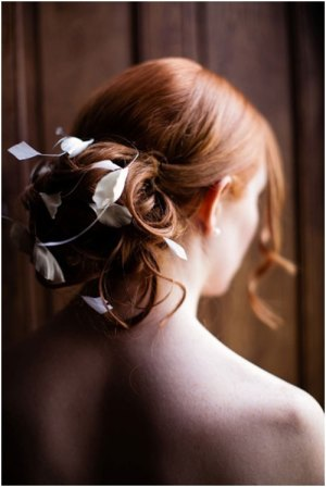 loose bun 19 Bridal Hairstyles to Try This Wedding Season 19 Bridal Hairstyles to Try This Wedding Season Loose Bun