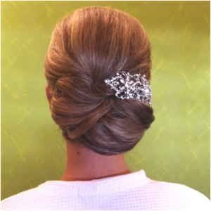 low bun chignon 19 Bridal Hairstyles to Try This Wedding Season 19 Bridal Hairstyles to Try This Wedding Season Low Bun Chignon