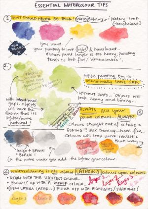 watercolor-tips