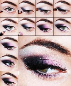 Beautiful Night Eye Makeup Tutorial