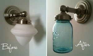 Update a Wall Sconce