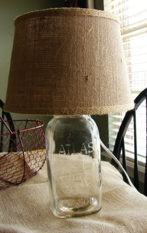 Make a Table Lamp