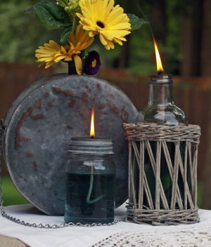 Make an Oil Lamp