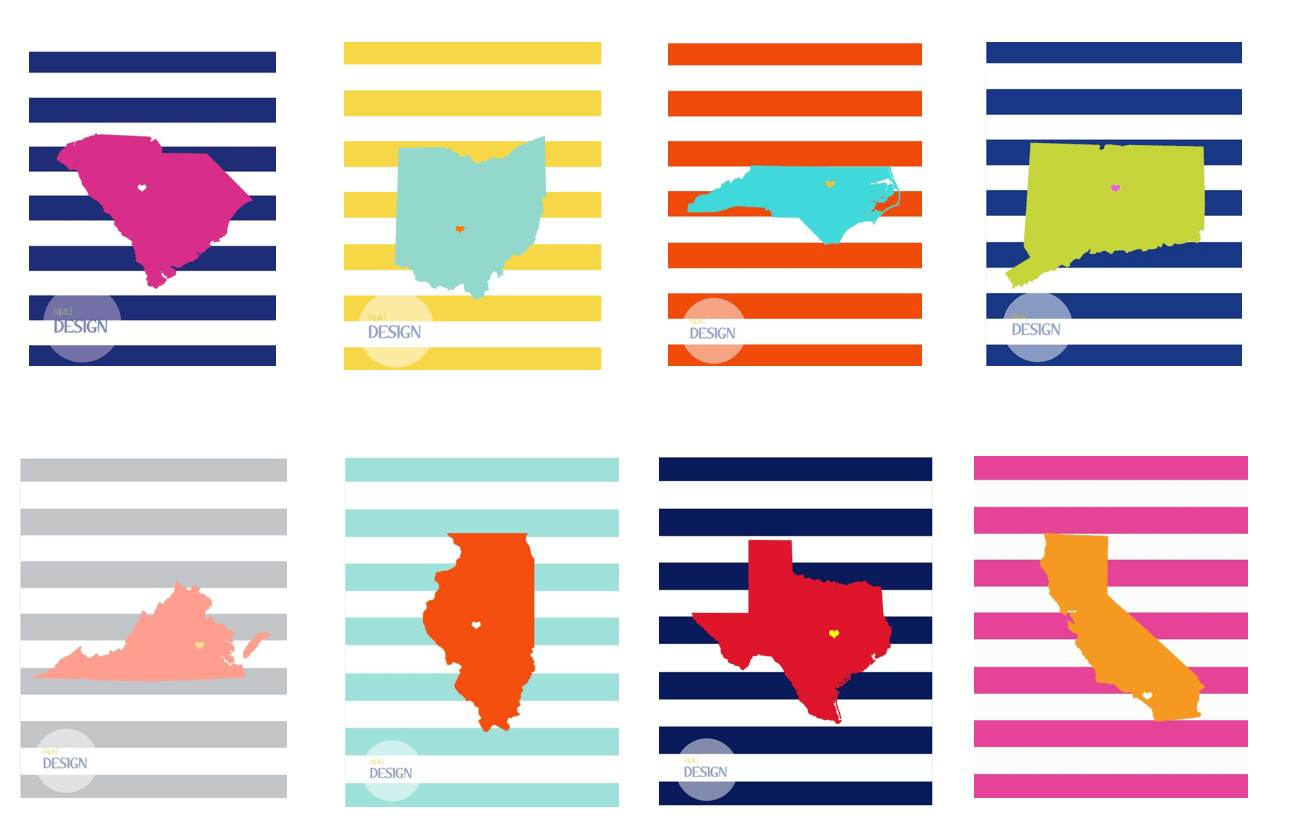 Free Printables For Every State