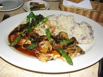 Cheesecake Factory Chicken Madeira: This is HANDS-DOWN one of my favorite recipes at any restaurant.  And Ive had some good meals.