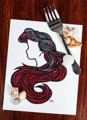 Absolutely Beautiful Zentangle patterns For Many Use (2)