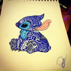 Absolutely Beautiful Zentangle patterns For Many Use (27)