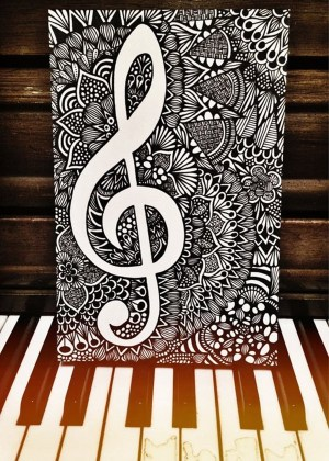 Absolutely Beautiful Zentangle patterns For Many Use (31)
