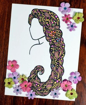 Absolutely Beautiful Zentangle patterns For Many Use (37)