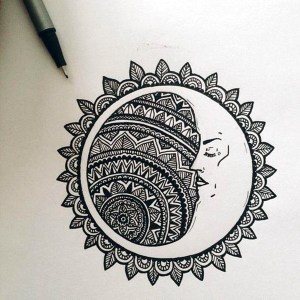Absolutely Beautiful Zentangle patterns For Many Use (42)