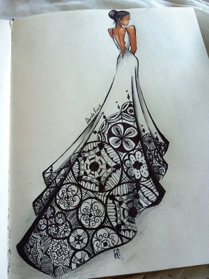 Absolutely Beautiful Zentangle patterns For Many Use (5)