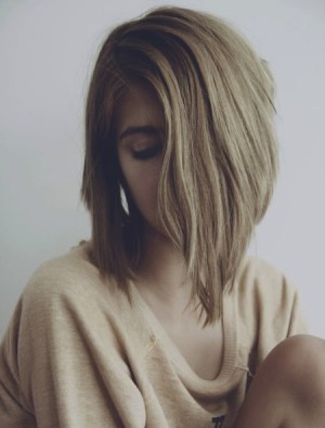 Choppy Asymmetrical Bob Haircuts - Inverted and Layered