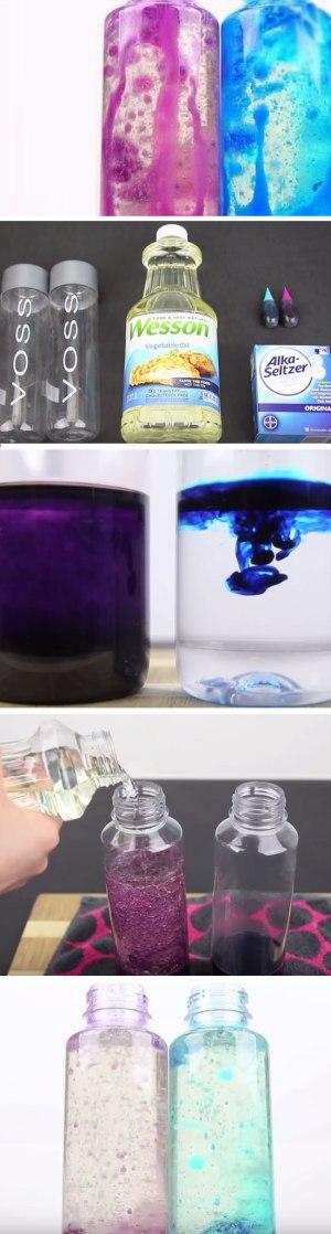 Handmade Lava Lamp