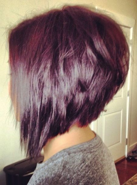 Enchanting Inverted Bob Haircuts for Mid Length Hair