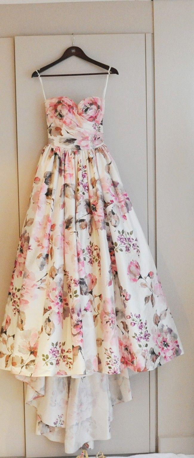Floral dress I Love