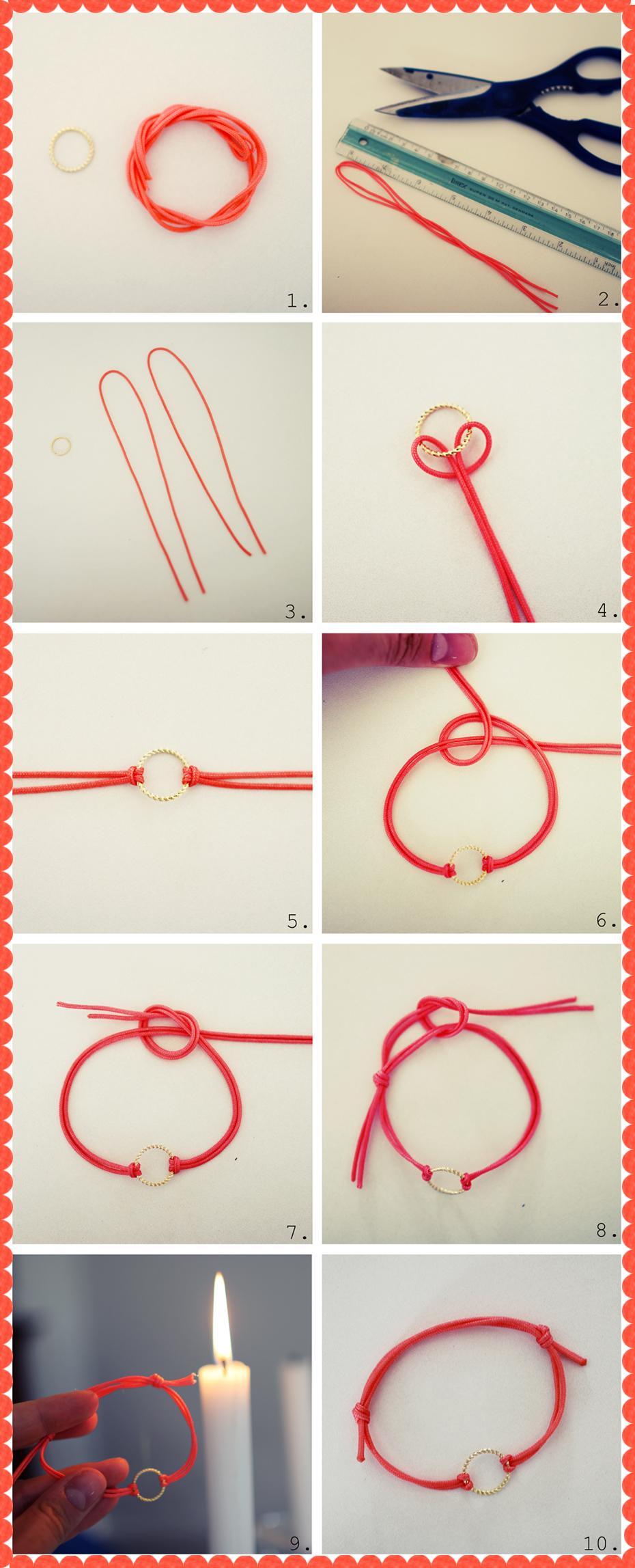 Easy Diy Bracelet