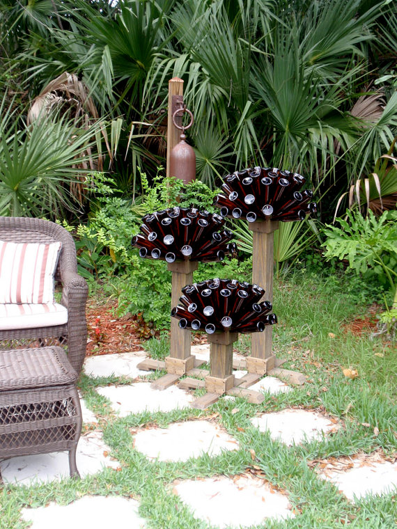 Beer or Wine Bottle Tree