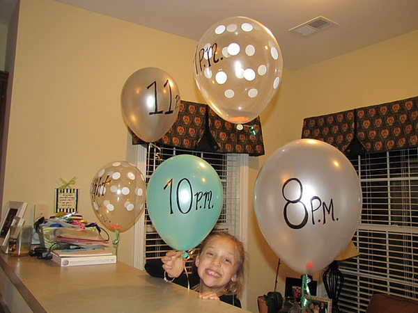 New Year's Eve Countdown Ideas