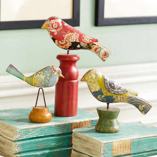 love bird decor