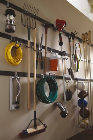 Grab a FastTrack Organization System - 49 Brilliant Garage Organization Tips, Ideas and DIY Projects