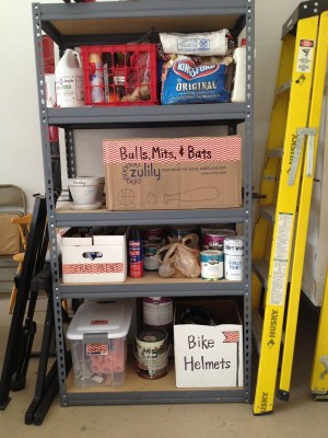 Labels Make All the Difference - 49 Brilliant Garage Organization Tips, Ideas and DIY Projects