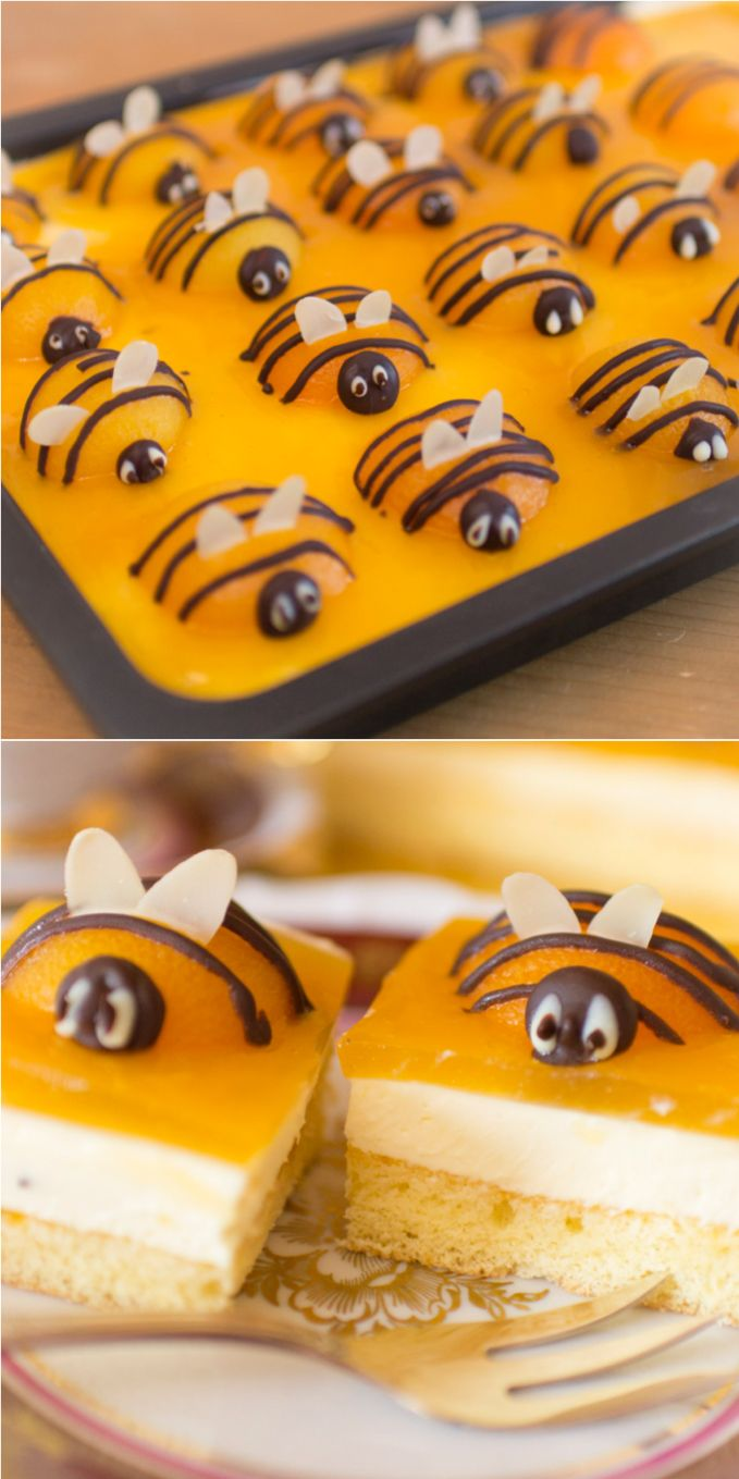Easter Bee Cake