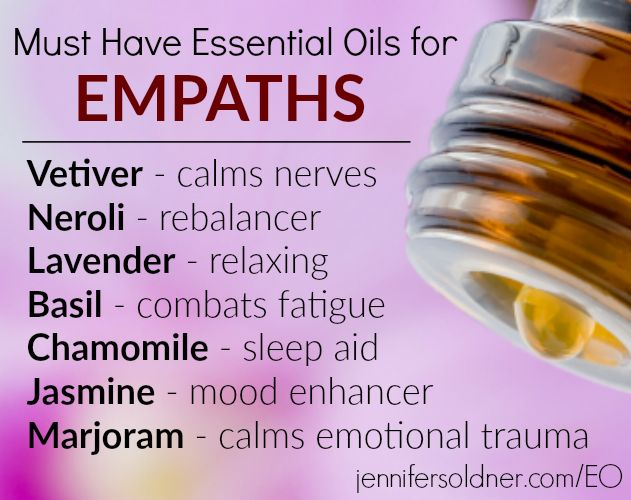 Must have essential oils for empaths
