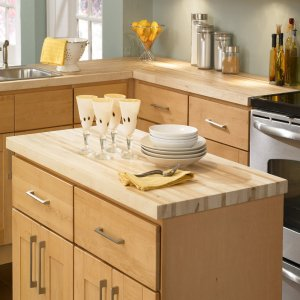 awesome-kitchen-island-with-butcher-block-countertop-for-modern-kitchen-decor-idea