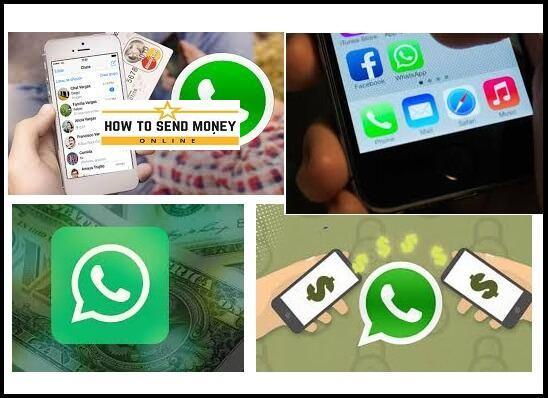 send money via whatsapp