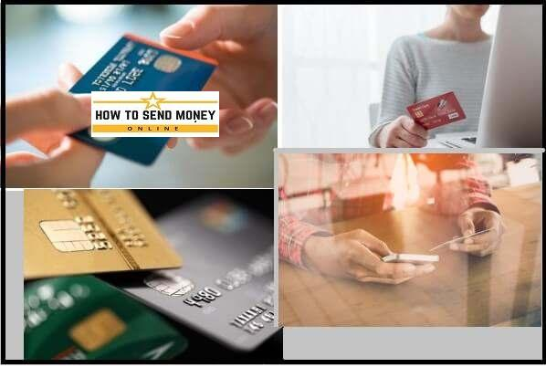 Online money transfer to credit card
