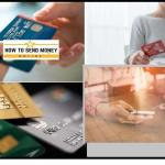 Transfer money online with credit card. How to do it