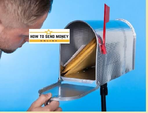 Send money order with USPS
