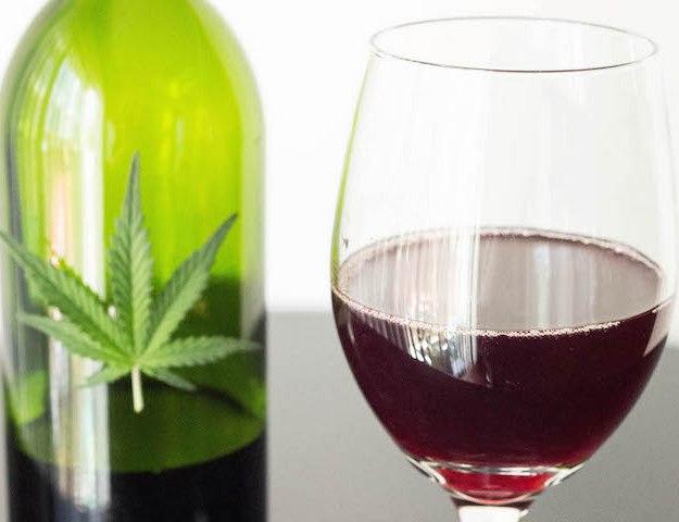 Weed Wine Recipe (Marijuana infused Wine)