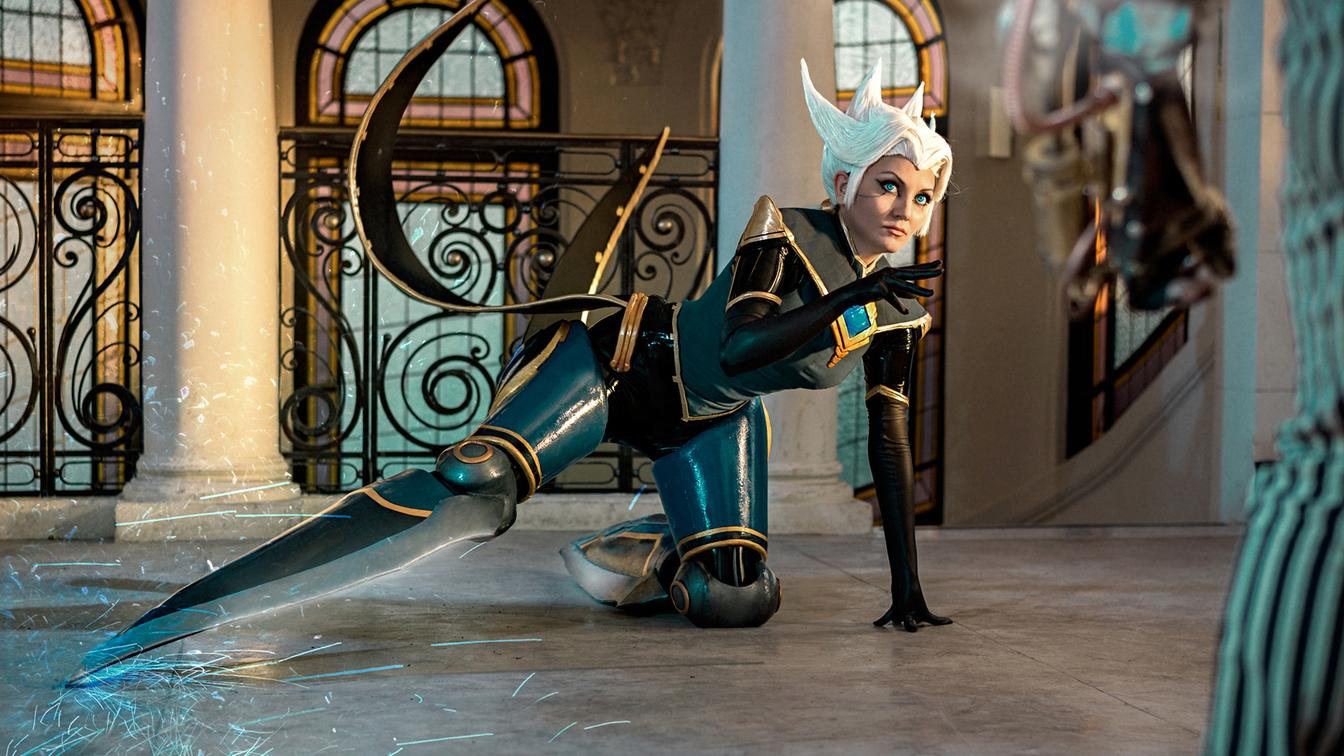 Cosplay Camille How2Play