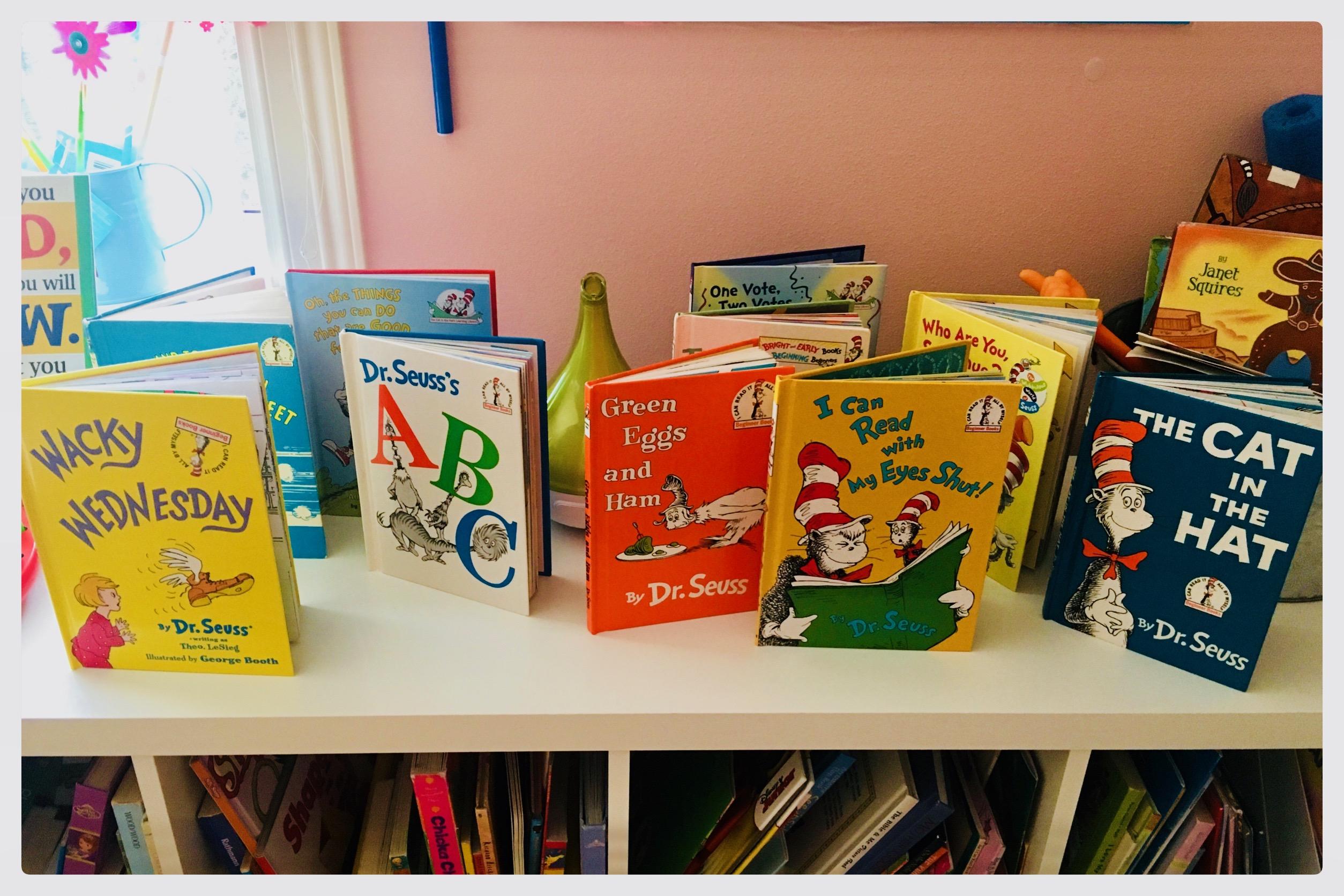 Dr Seuss Literacy Center How2playday