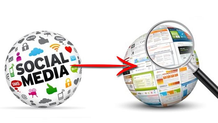 Как да подобрим органичния трафик чрез социалните медии