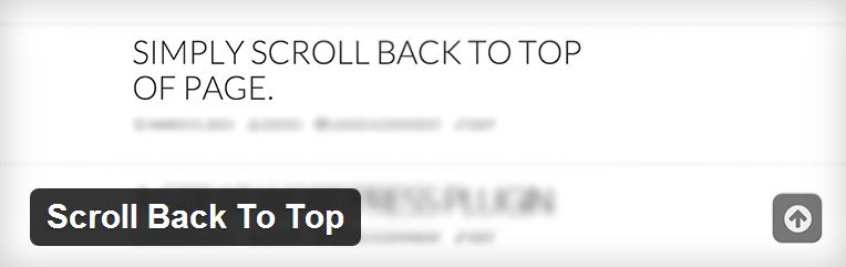 scroll back to top