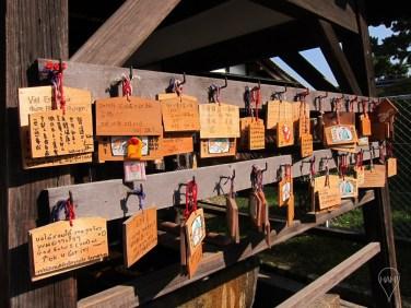Make a wish at Kofuku-ji.