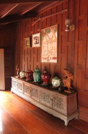 Ceramics outside the bedroom