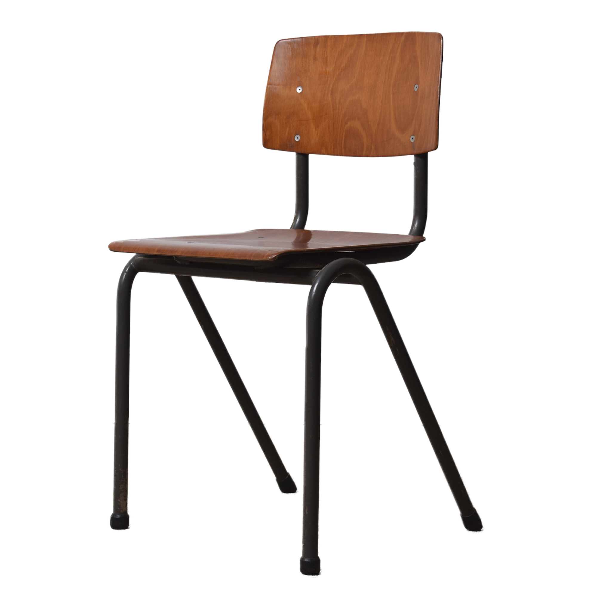 Vintage School Chairs 22x Brown Children S School Chair