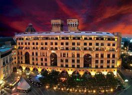 Michelangelo Hotel in South Africa