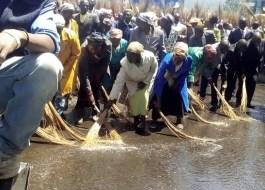 Prophet David Owuor's Worshipers