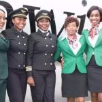 all-female crew,Malawi Airlines