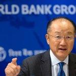 World Bank Group president, Jim Yong Kim