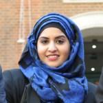 Saima Ashraf, Deputy mayor