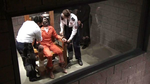 Electric Chair, Prisoner On Death Row