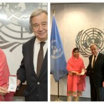 Malala Yousafzai Named Youngest UN Messenger Of Peace