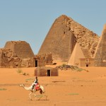 Sudan has more pyramids than Egypt