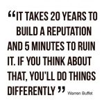Quote By Warren Buffet