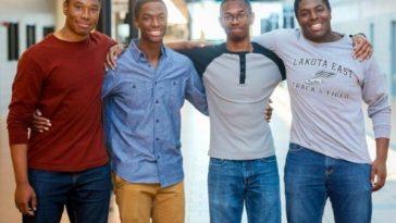 quadruplet brothers